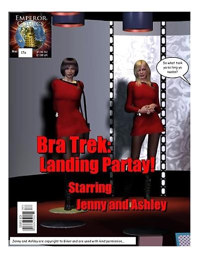 Bra Trek Landing Partay