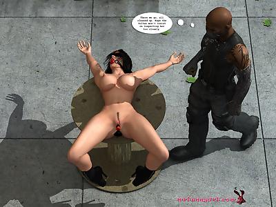 wonder woman vs cain - part 2