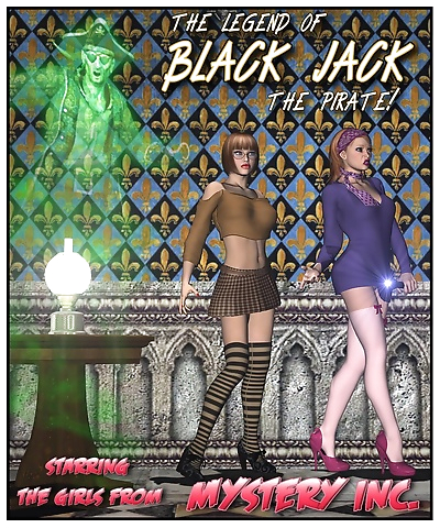 Black Jack the Pirate 1-9