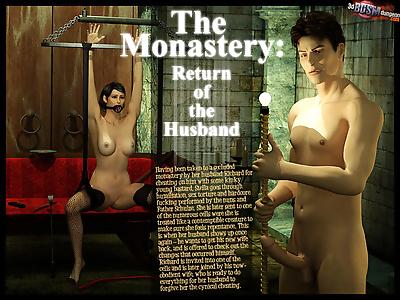 The Monastery - Return Of..