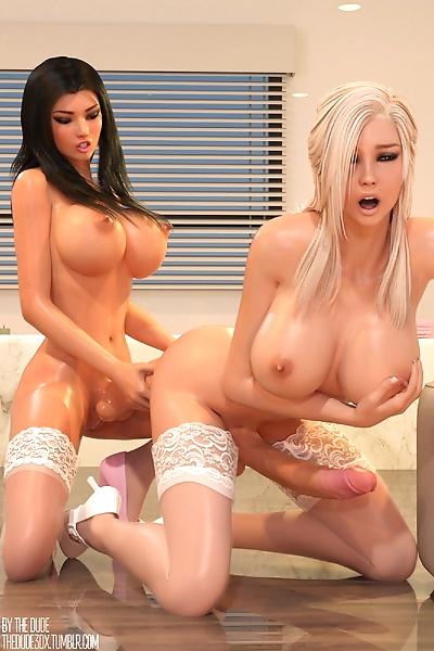 Tatiana & Kayla 2 -..