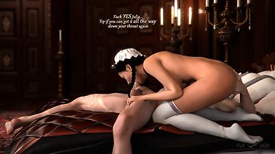 HZR – The Crafty Maid -..