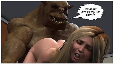 Monster Sex Spa - part 1 -..