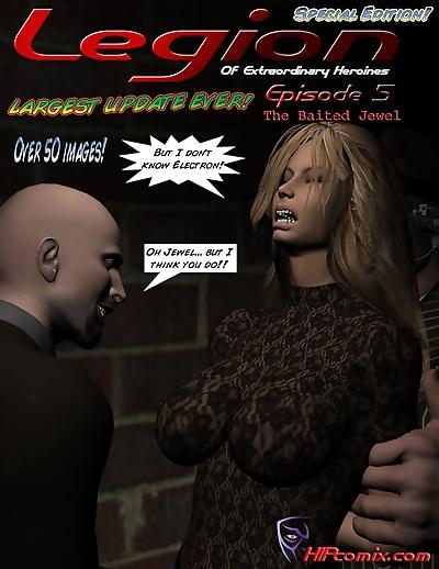 Legion - part 4