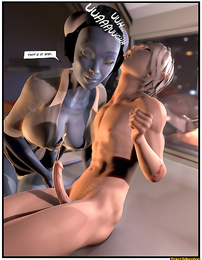 Nemesis Bellerophon STFW 12: Blue Steel