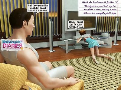 Dad Daughter Diaries -..