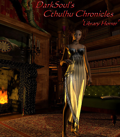 Cthulhu Chronicles Library..