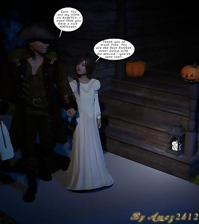 Amazeroth- Halloween Sequence