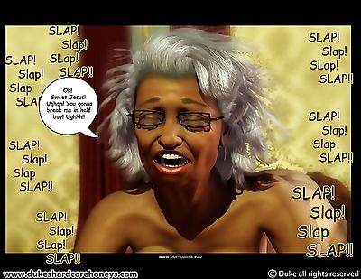 Ms Jiggles 3D 1- Duke Honey