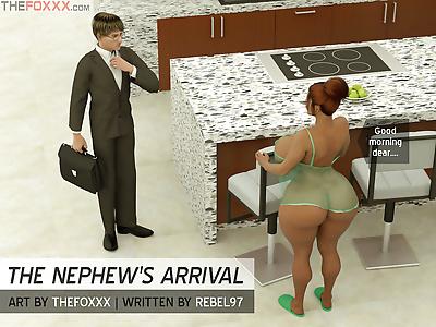 The Foxxx- Nephew's arrival