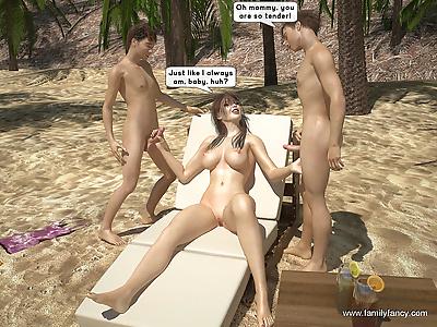 FamilyFancy3D- Family orgy..