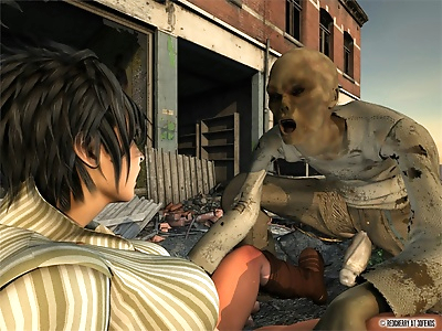 dfiends zombie Crónicas 1