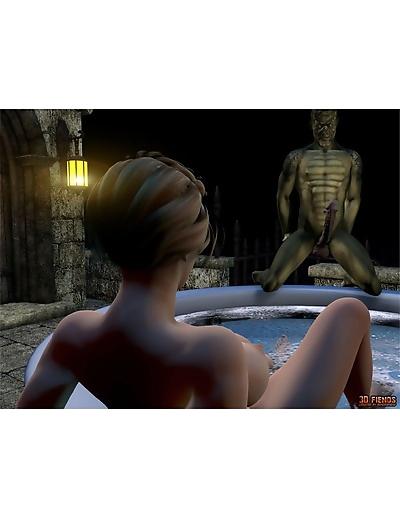 3DFiends- Monster Chronicles..