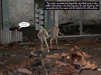 Zombies - part 6
