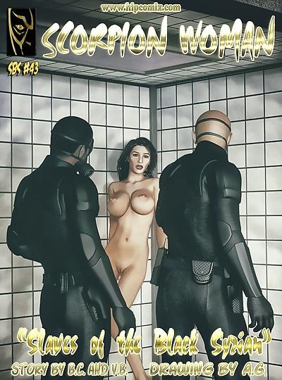 Hipcomix- Scorpion Woman-..