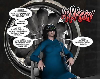 Orgasm in the virtual..