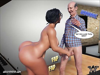 CrazyDad Daddy- Crazy Desire..