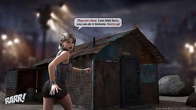 Apocalyptica Gangbang Story..