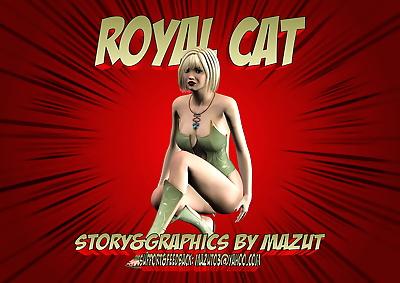 Mazut – Royal Cat