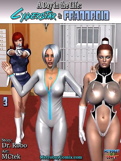 Dr. Robo - MCtek Cyberstar..