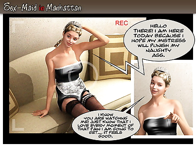 Sex Maid in Manhattan