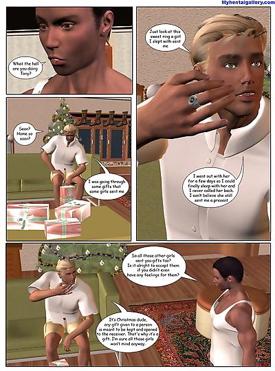A Merry Gift - part 2