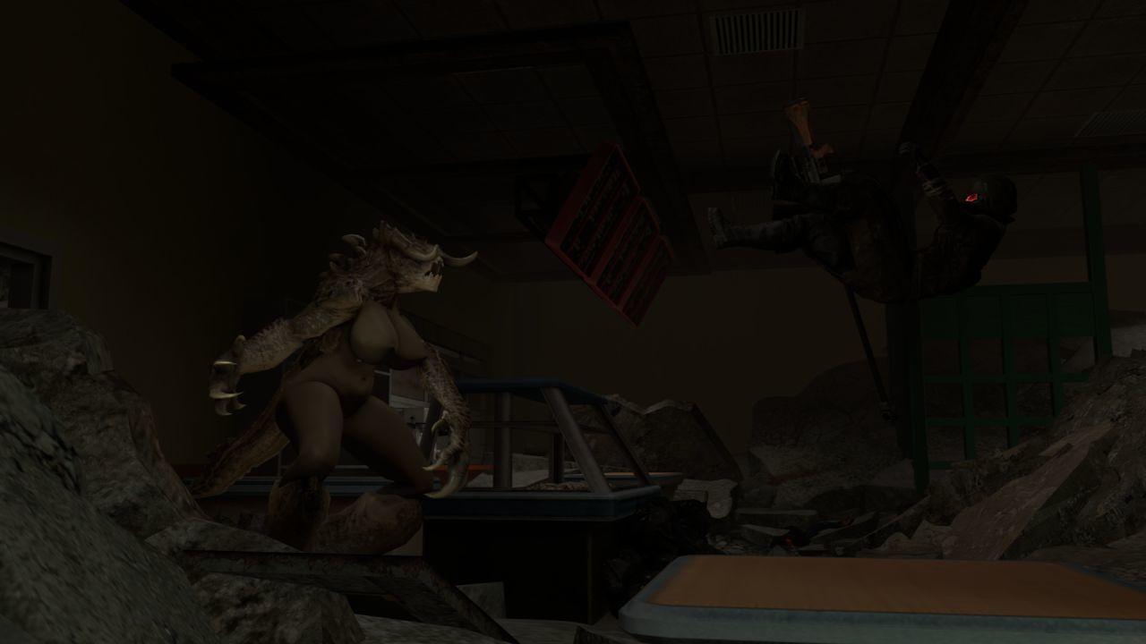 ARTIST Creepychimera - part 10