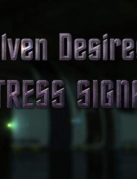 X3Z Elven Desires - Distress Signal 3